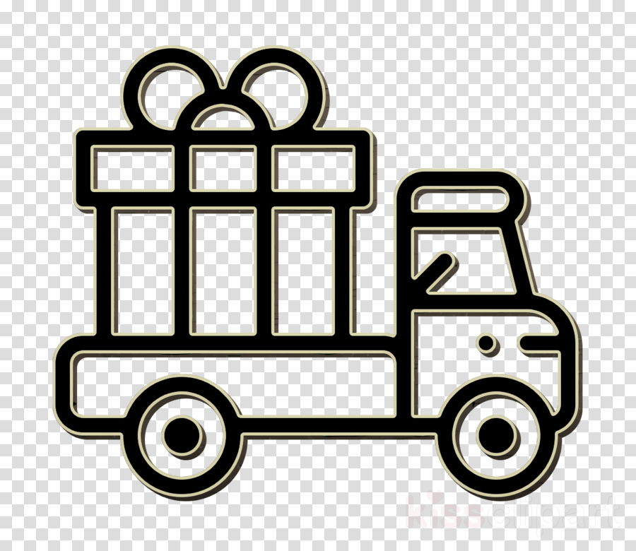 Ecommerce icon Truck icon Delivery icon