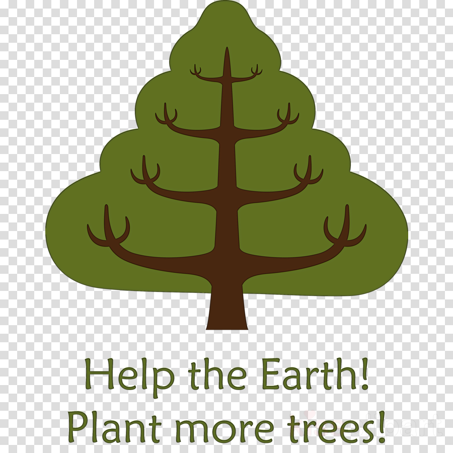 Plant trees arbor day earth