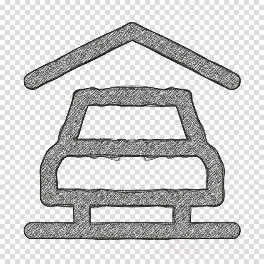 Real Estate icon Garage icon Car icon