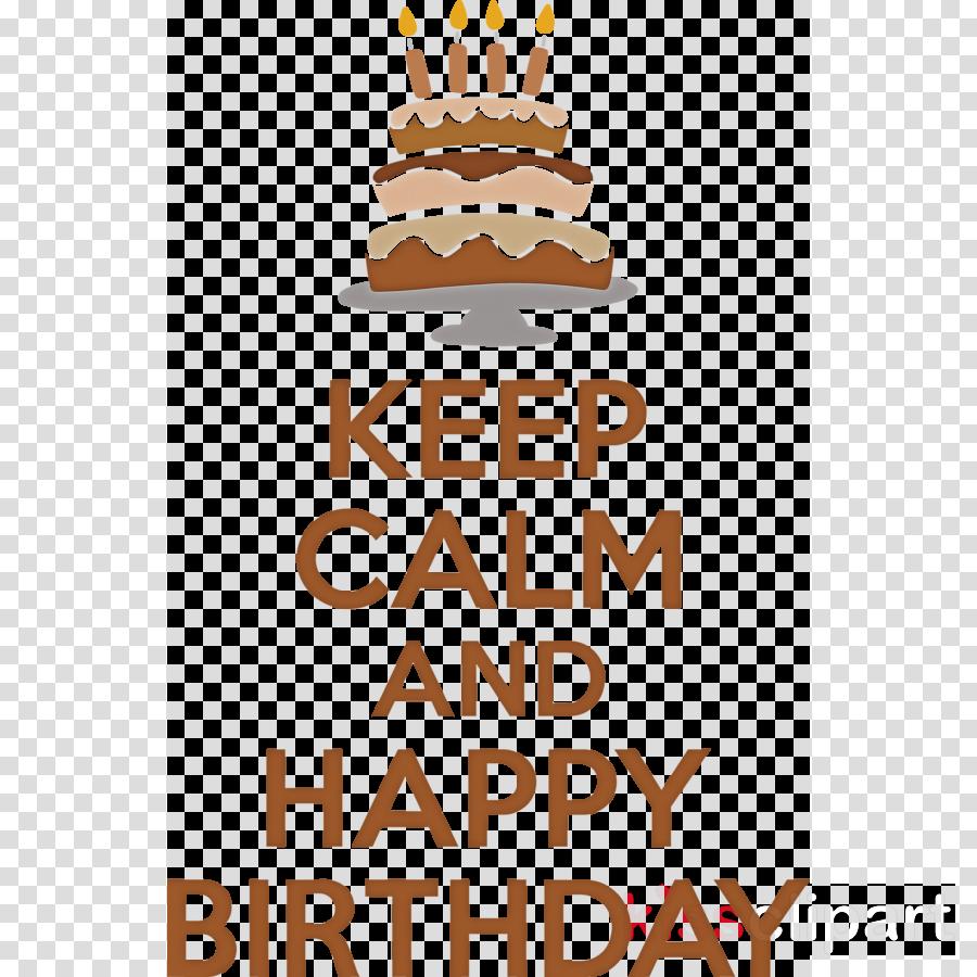 Birthday Keep Calm Happy Birthday