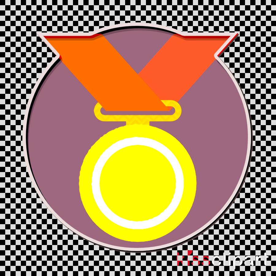 Medal icon Education icon