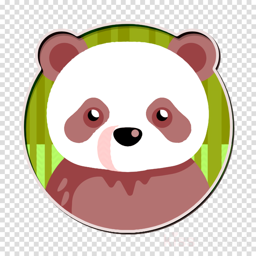 Wildlife icon Panda icon