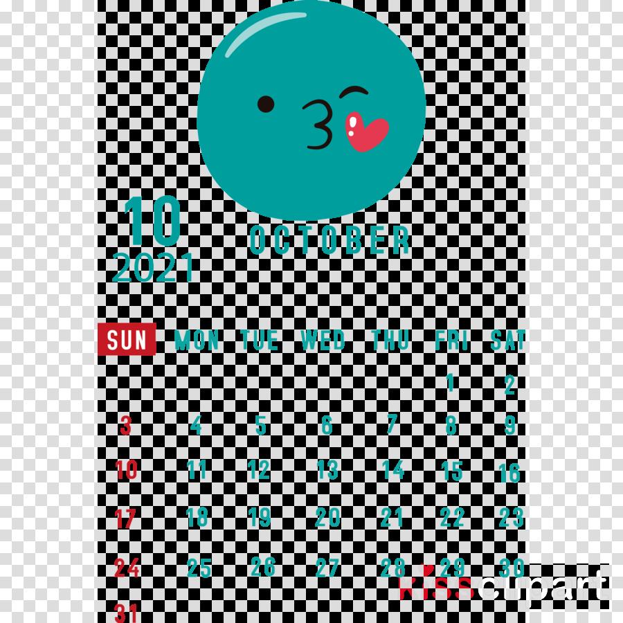 October 2021 Printable Calendar October 2021 Calendar