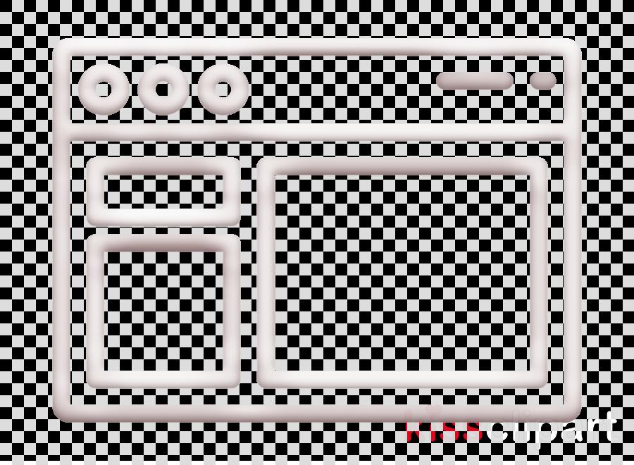 Web Graphic Design icon Webpage icon Dashboard icon