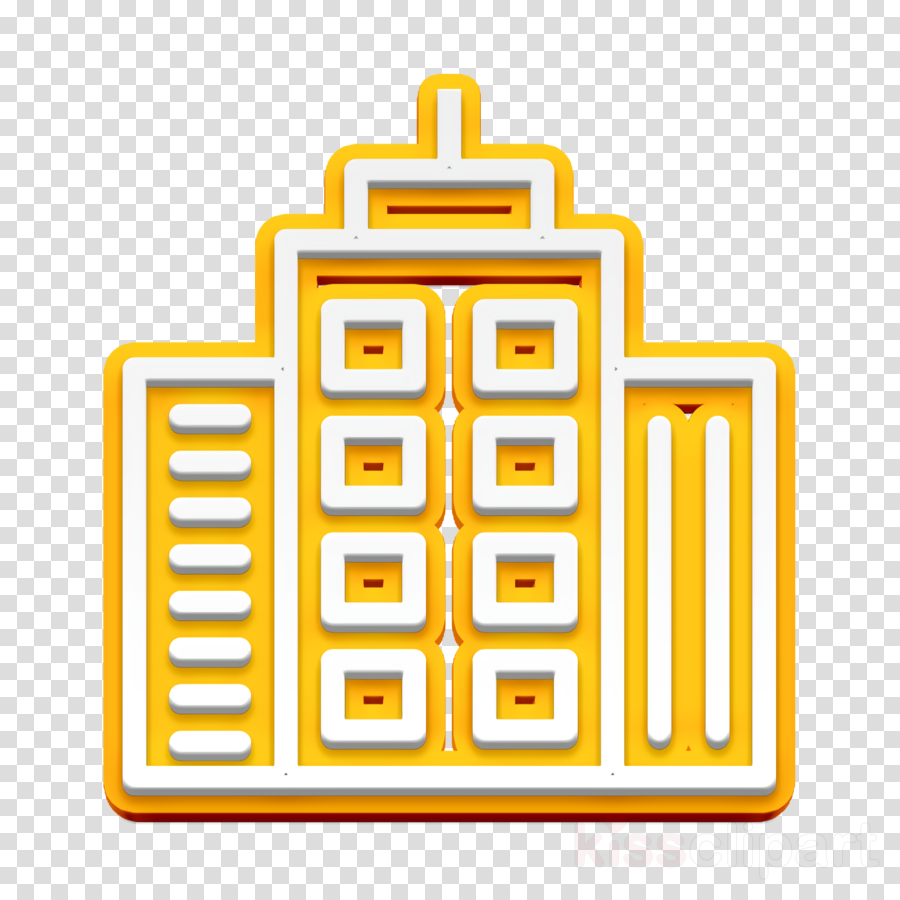 Buildings icon Apartment icon
