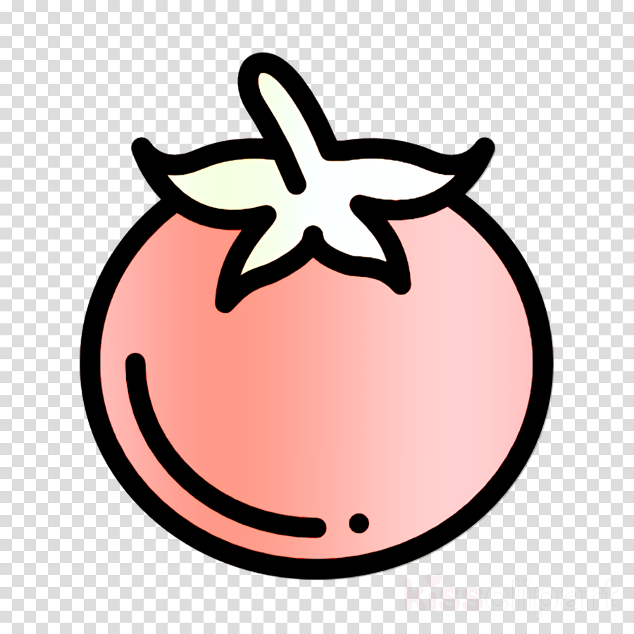 Tomato icon Fruits and Vegetables icon