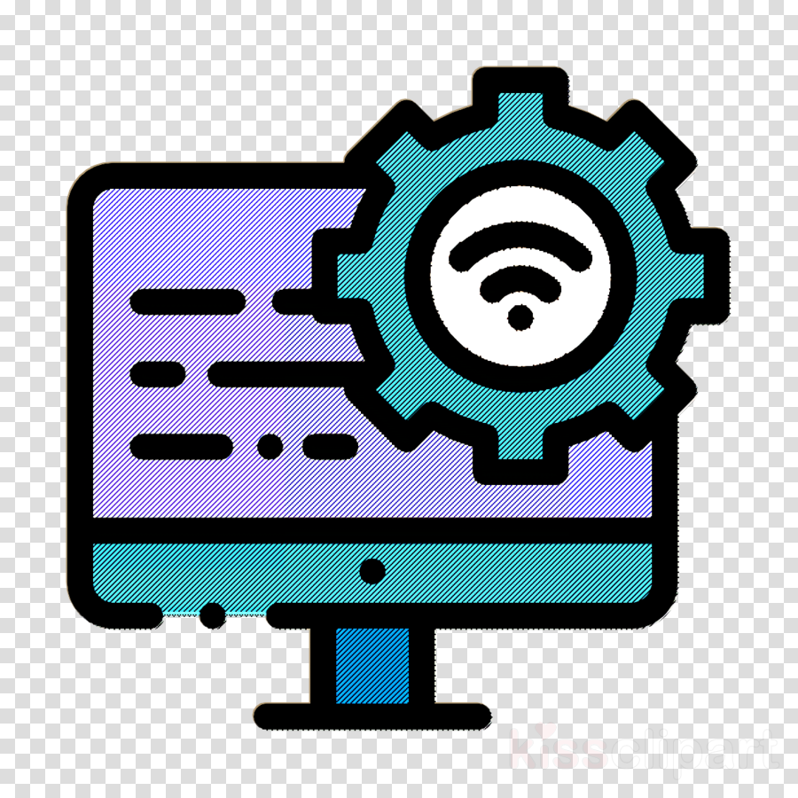 Mass Production icon Computer icon Monitor icon