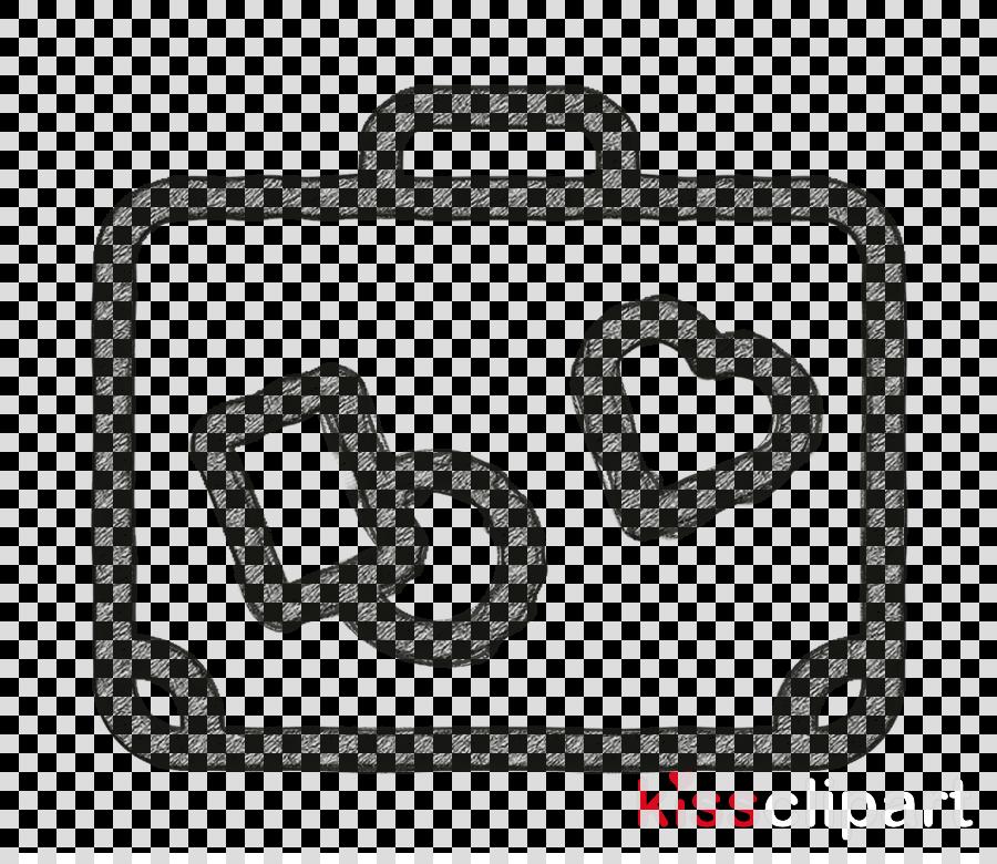 icon Suitcase icon Luggage icon