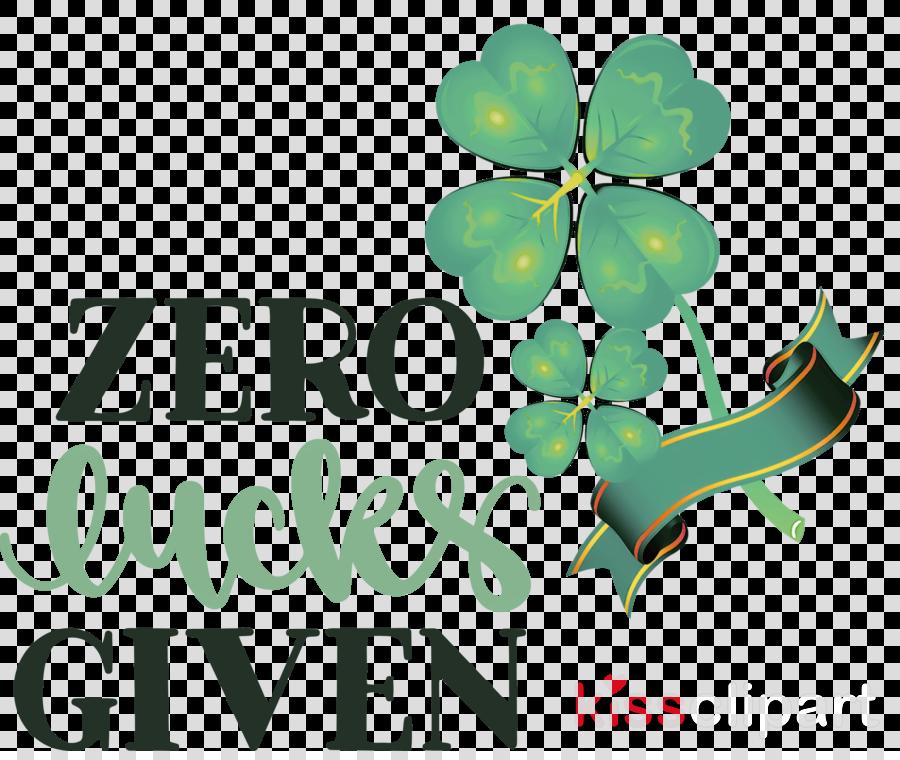 Zero Lucks Given Lucky Saint Patrick