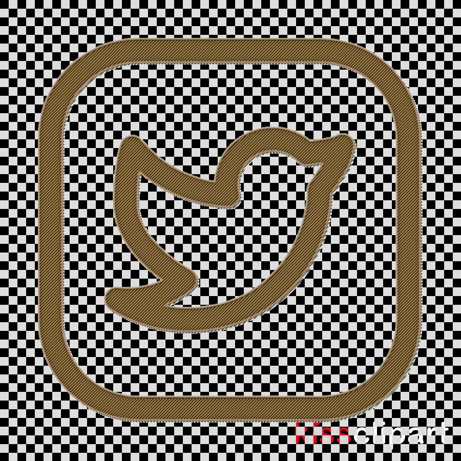 Social Media icon Twitter icon
