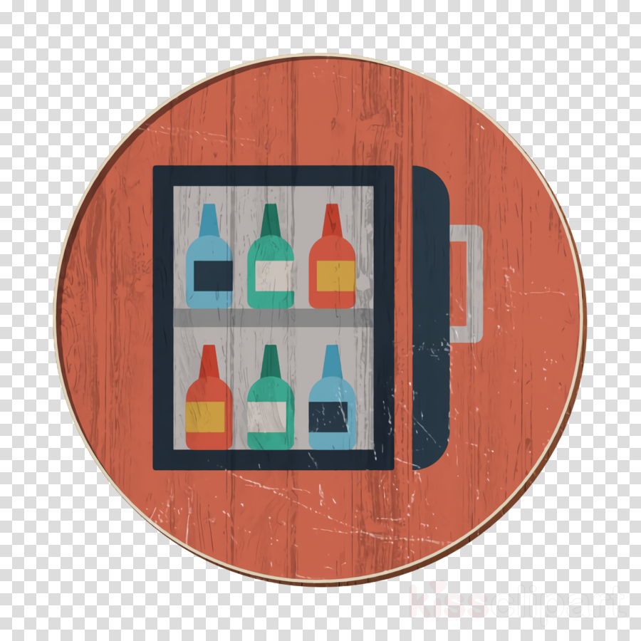 Hotel and Services icon Minibar icon