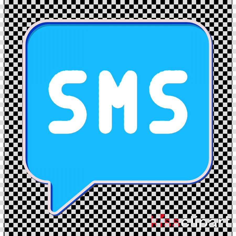 Mobile icon Sms icon