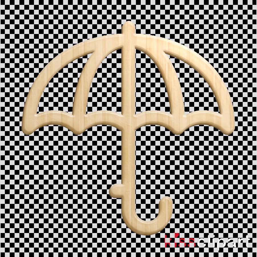 Sun umbrella icon Summer icon Summer Clothing icon