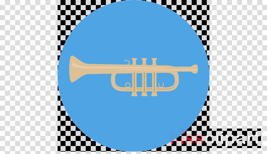 trumpet mellophone wind instrument benefit concert logo