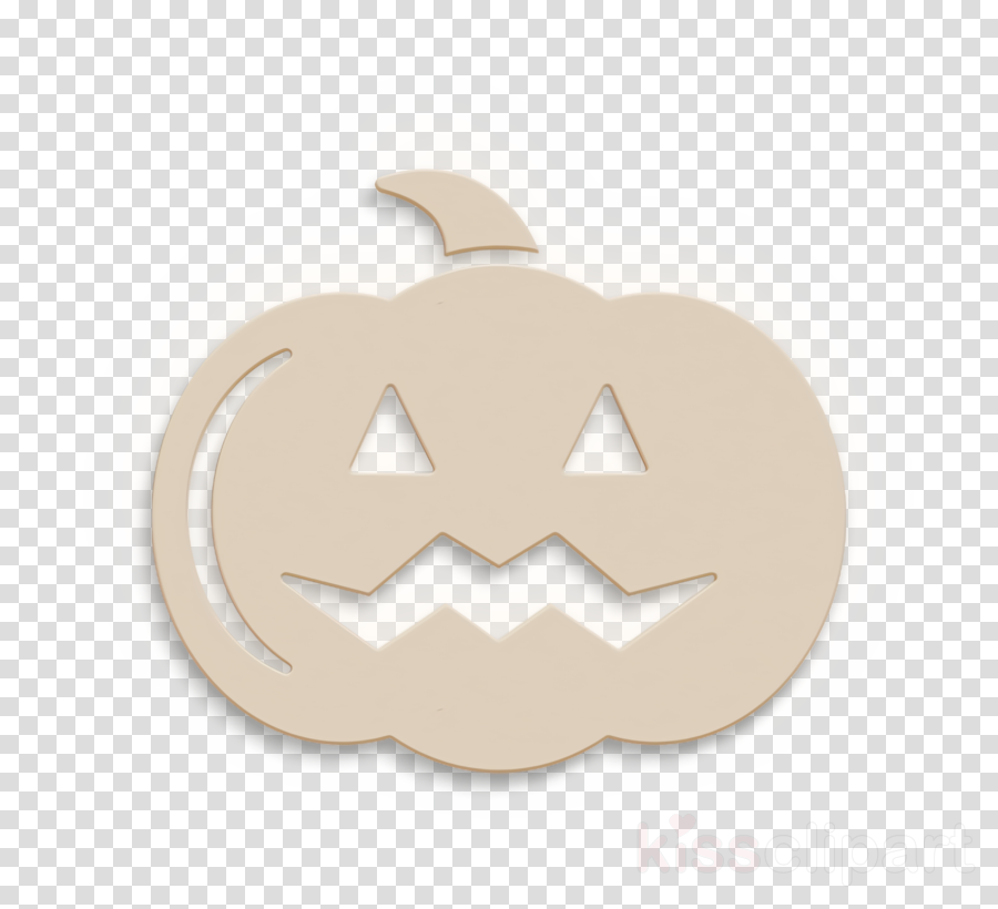 food icon Halloween evil pumpkin icon Night of horror icon
