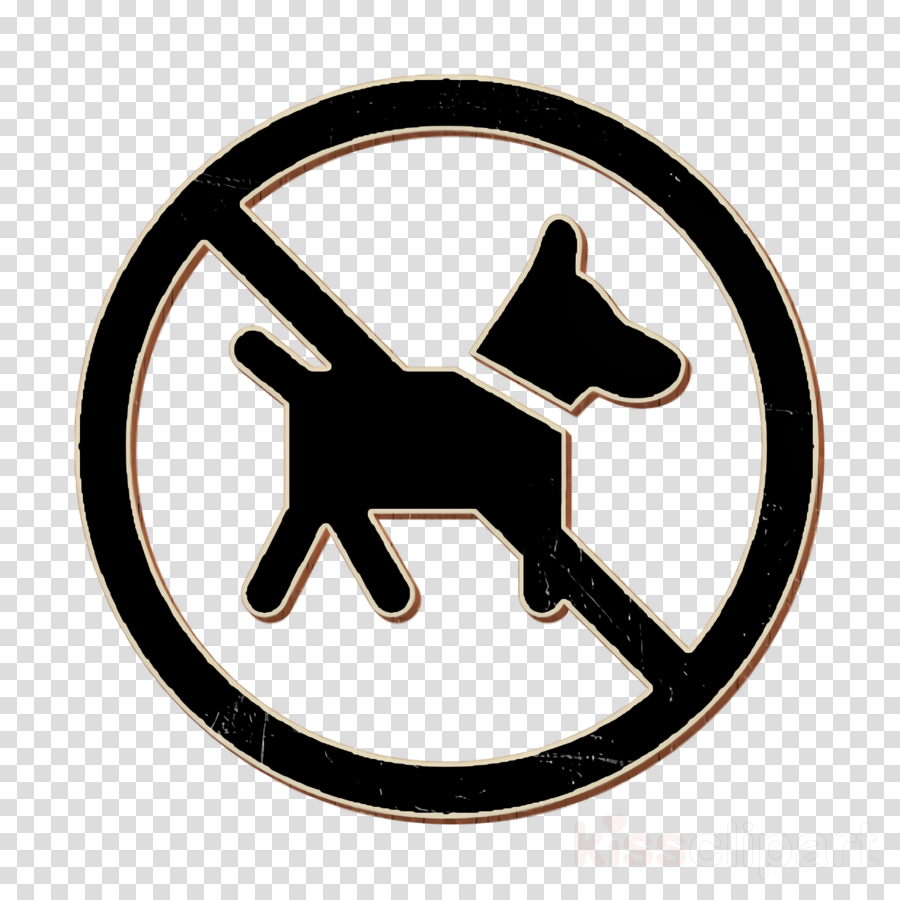 Indications icon Dog icon No Pets icon