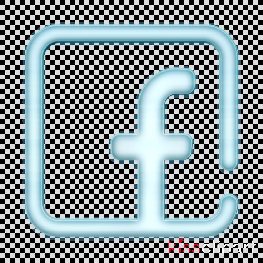 Social Media icon Facebook icon