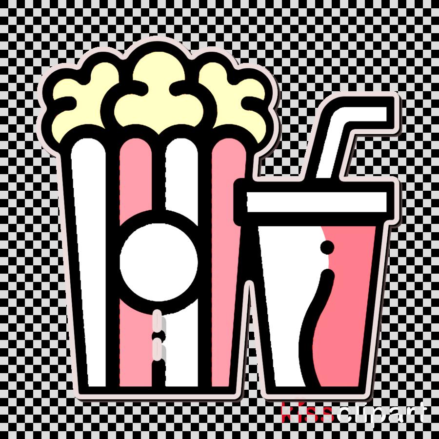 Circus icon Popcorn icon