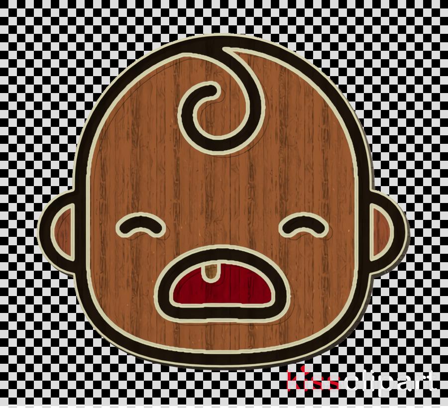 Linear Color Emoticons icon Cry icon people icon