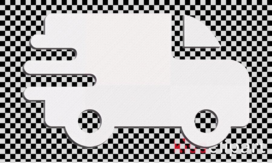 Speed icon Fast delivery icon Logistics icon