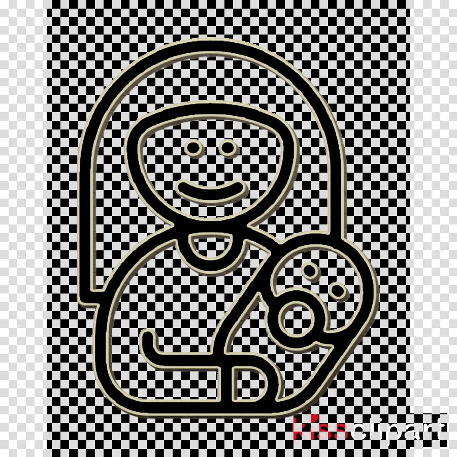 Baby Icon icon Motherhood icon Mother icon